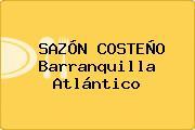 SAZÓN COSTEÑO Barranquilla Atlántico