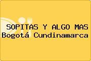 SOPITAS Y ALGO MAS Bogotá Cundinamarca
