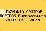 TAZMANIA COMIDAS RAPIDAS Buenaventura Valle Del Cauca