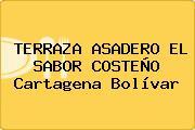 TERRAZA ASADERO EL SABOR COSTEÑO Cartagena Bolívar
