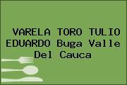 VARELA TORO TULIO EDUARDO Buga Valle Del Cauca