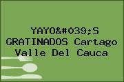 YAYO'S GRATINADOS Cartago Valle Del Cauca