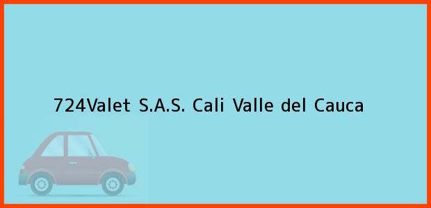 Teléfono, Dirección y otros datos de contacto para 724Valet S.A.S., Cali, Valle del Cauca, Colombia