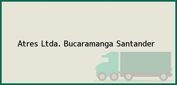 Teléfono, Dirección y otros datos de contacto para Atres Ltda., Bucaramanga, Santander, Colombia