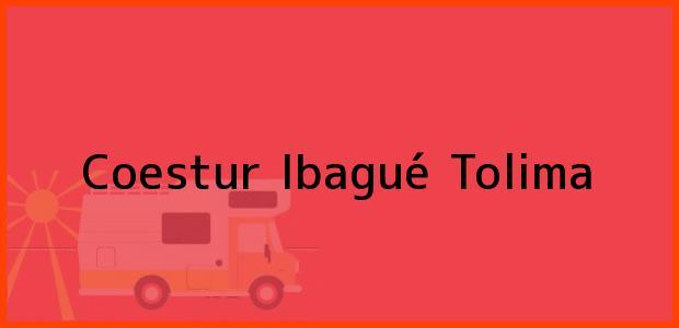 Teléfono, Dirección y otros datos de contacto para Coestur, Ibagué, Tolima, Colombia