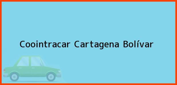 Teléfono, Dirección y otros datos de contacto para Coointracar, Cartagena, Bolívar, Colombia