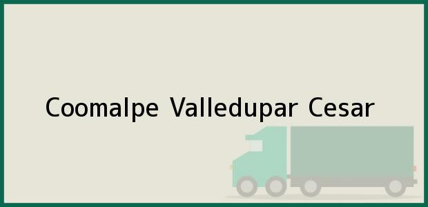 Teléfono, Dirección y otros datos de contacto para Coomalpe, Valledupar, Cesar, Colombia