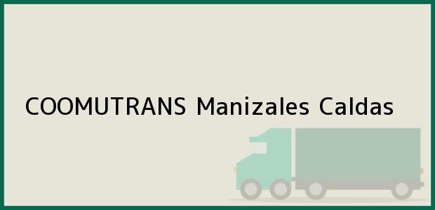 Teléfono, Dirección y otros datos de contacto para COOMUTRANS, Manizales, Caldas, Colombia