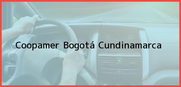 Teléfono, Dirección y otros datos de contacto para Coopamer, Bogotá, Cundinamarca, Colombia