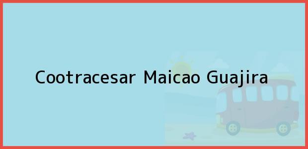 Teléfono, Dirección y otros datos de contacto para Cootracesar, Maicao, Guajira, Colombia
