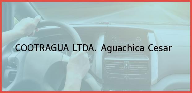 Teléfono, Dirección y otros datos de contacto para COOTRAGUA LTDA., Aguachica, Cesar, Colombia