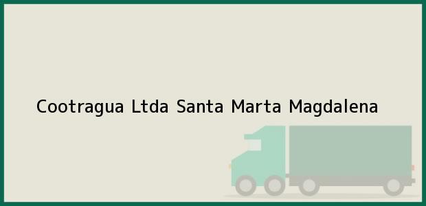 Teléfono, Dirección y otros datos de contacto para Cootragua Ltda, Santa Marta, Magdalena, Colombia