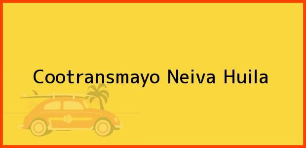 Teléfono, Dirección y otros datos de contacto para Cootransmayo, Neiva, Huila, Colombia