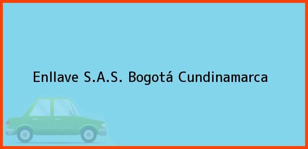 Teléfono, Dirección y otros datos de contacto para Enllave S.A.S., Bogotá, Cundinamarca, Colombia