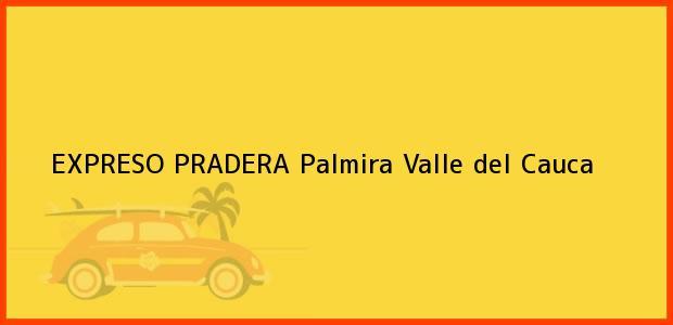 Teléfono, Dirección y otros datos de contacto para EXPRESO PRADERA, Palmira, Valle del Cauca, Colombia