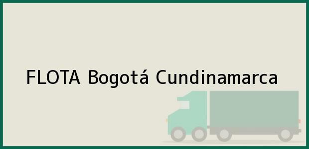 Teléfono, Dirección y otros datos de contacto para FLOTA, Bogotá, Cundinamarca, Colombia