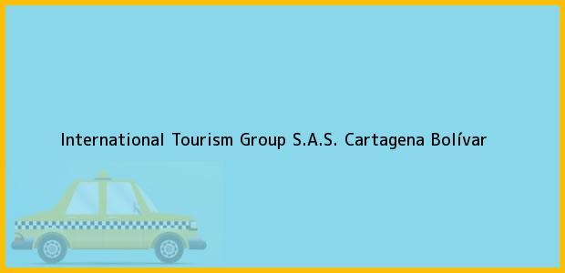 Teléfono, Dirección y otros datos de contacto para International Tourism Group S.A.S., Cartagena, Bolívar, Colombia