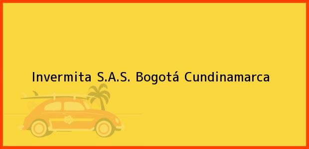 Teléfono, Dirección y otros datos de contacto para Invermita S.A.S., Bogotá, Cundinamarca, Colombia