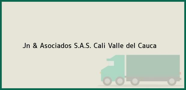 Teléfono, Dirección y otros datos de contacto para Jn & Asociados S.A.S., Cali, Valle del Cauca, Colombia