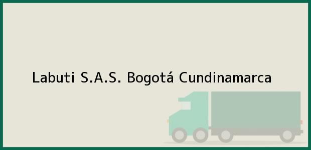 Teléfono, Dirección y otros datos de contacto para Labuti S.A.S., Bogotá, Cundinamarca, Colombia