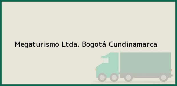 Teléfono, Dirección y otros datos de contacto para Megaturismo Ltda., Bogotá, Cundinamarca, Colombia