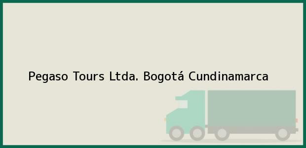 Teléfono, Dirección y otros datos de contacto para Pegaso Tours Ltda., Bogotá, Cundinamarca, Colombia