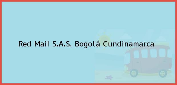 Teléfono, Dirección y otros datos de contacto para Red Mail S.A.S., Bogotá, Cundinamarca, Colombia