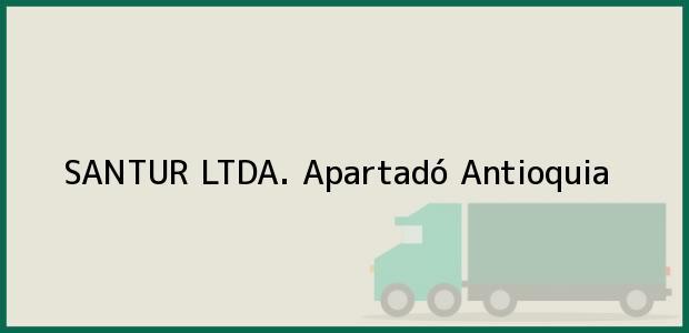 Teléfono, Dirección y otros datos de contacto para SANTUR LTDA., Apartadó, Antioquia, Colombia
