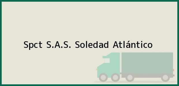 Teléfono, Dirección y otros datos de contacto para Spct S.A.S., Soledad, Atlántico, Colombia