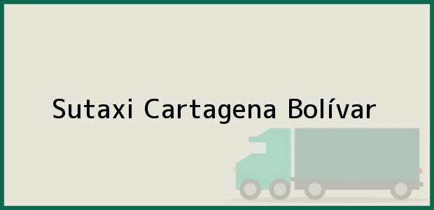 Teléfono, Dirección y otros datos de contacto para Sutaxi, Cartagena, Bolívar, Colombia