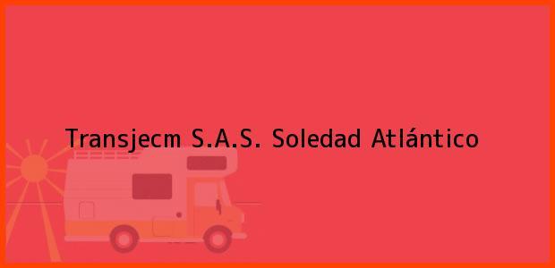 Teléfono, Dirección y otros datos de contacto para Transjecm S.A.S., Soledad, Atlántico, Colombia