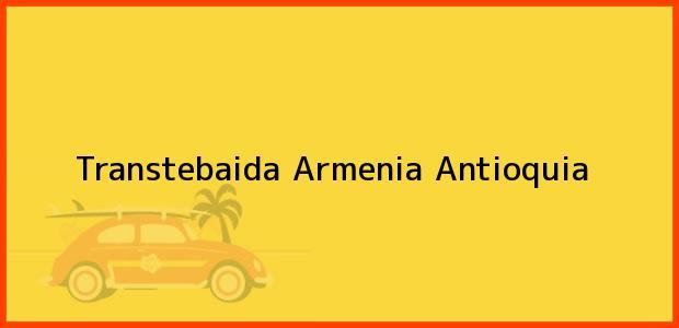 Teléfono, Dirección y otros datos de contacto para Transtebaida, Armenia, Antioquia, Colombia