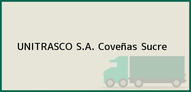 Teléfono, Dirección y otros datos de contacto para UNITRASCO S.A., Coveñas, Sucre, Colombia