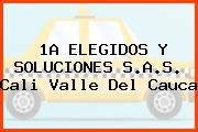 1A ELEGIDOS Y SOLUCIONES S.A.S. Cali Valle Del Cauca