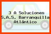 3 A Soluciones S.A.S. Barranquilla Atlántico