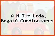 A M Tur Ltda. Bogotá Cundinamarca