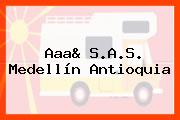 Aaa& S.A.S. Medellín Antioquia