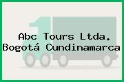Abc Tours Ltda. Bogotá Cundinamarca
