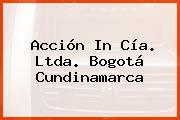 Acción In Cía. Ltda. Bogotá Cundinamarca