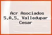 Acr Asociados S.A.S. Valledupar Cesar