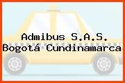 Admibus S.A.S. Bogotá Cundinamarca