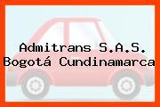 Admitrans S.A.S. Bogotá Cundinamarca