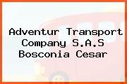 Adventur Transport Company S.A.S Bosconia Cesar