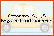 Aerotaxx S.A.S. Bogotá Cundinamarca