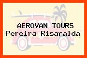 AEROVAN TOURS Pereira Risaralda