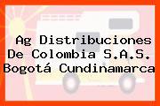 Ag Distribuciones De Colombia S.A.S. Bogotá Cundinamarca