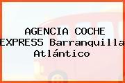 AGENCIA COCHE EXPRESS Barranquilla Atlántico
