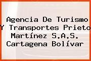 Agencia De Turismo Y Transportes Prieto Martínez S.A.S. Cartagena Bolívar