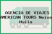 AGENCIA DE VIAJES AMERICAN TOURS Neiva Huila