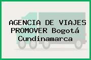 AGENCIA DE VIAJES PROMOVER Bogotá Cundinamarca
